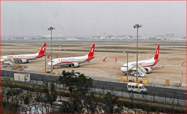 抓紧复飞 波音率在中国737 MAX试水
