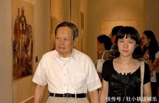 41岁翁帆含泪道出当年为何下嫁82岁杨振宁