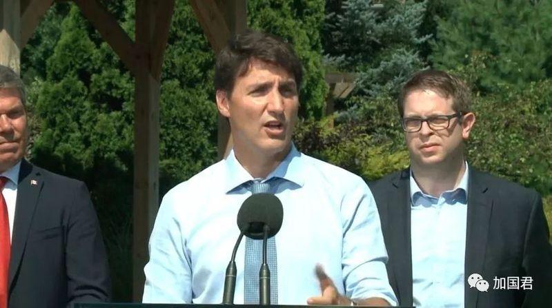 特鲁多违法不道歉:我所做的符合加拿大人的利益