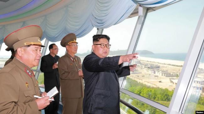 半岛局势又趋紧张  朝鲜军方高级官员访华