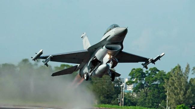 美售台战机将引中国报复? 学者:北京手段有限