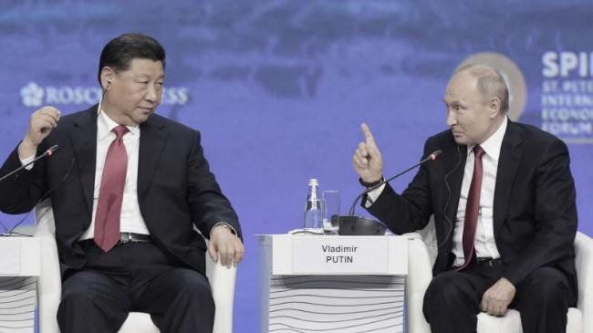 西方制裁使中俄合作更加密切 中国对俄投资增加