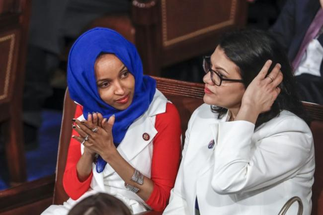 以色列禁美国女议员入境因川普施压? 白宫否认