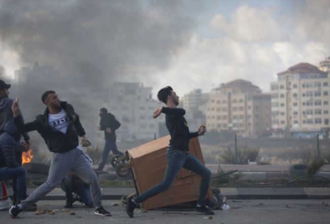 加沙以色列边境再起冲突,三人死亡