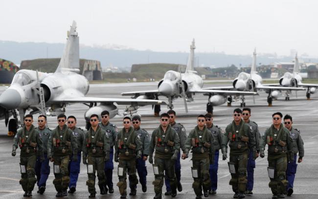 突发 美国政府批准对台军售 中方强烈反对