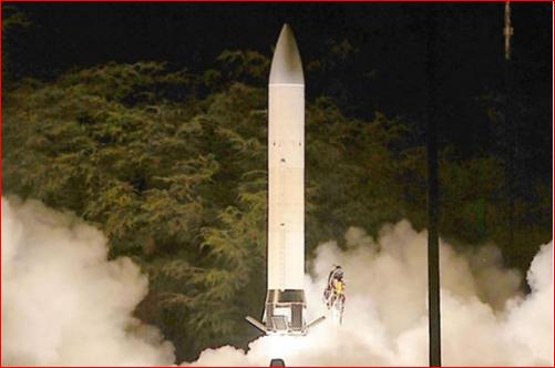 退出《中导条约》后 美国首度测试中程导弹