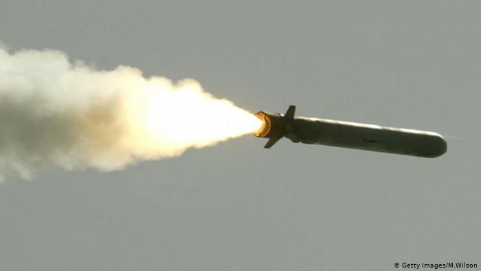 Marschflugkörper Cruise Missile Symbolbild (Getty Images/M.Wilson)