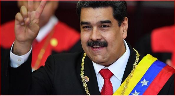 马杜罗称已与美国接触数个月 要修复关系