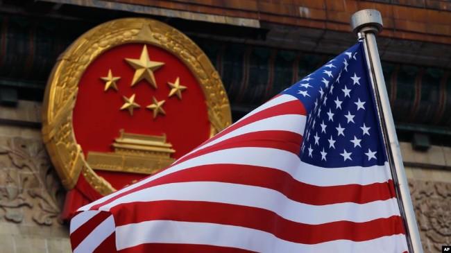 川普:贸易上必须跟中国斗争到底