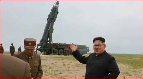 对话和对抗 朝鲜称与美国做好两手准备