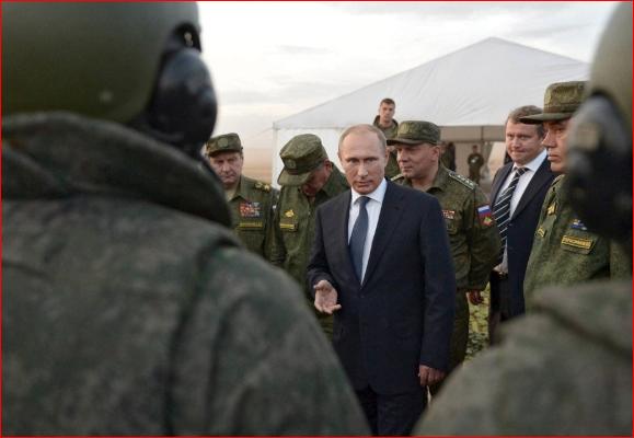 美国要将新型导弹部署在欧洲 普京不干了