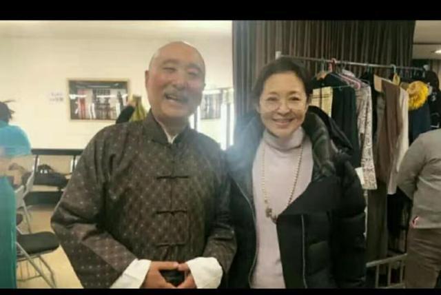 朱时茂儿子结婚大牌云集,陈佩斯胡子花白