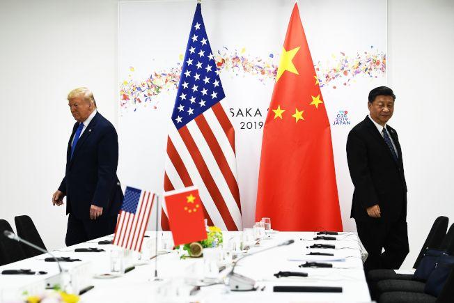 美中贸易战再度升温并恶化。川普总统在原本对中国输美产品加征关税的基础上,又宣布再加码,川普并把原本称为「朋友」的中国国家主席习近平,首度列为「敌人」。(Getty Images)