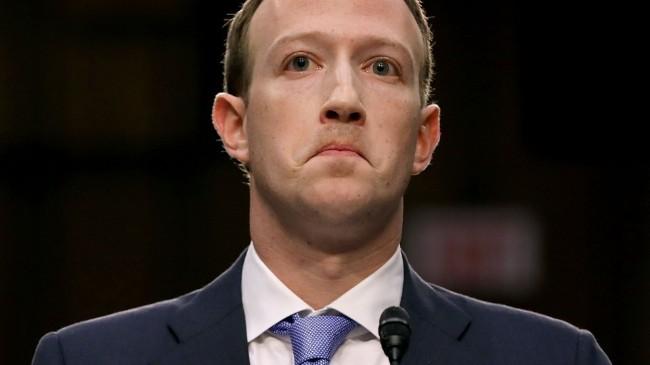 爆料:扎克伯格向美国撒谎 他应该坐牢