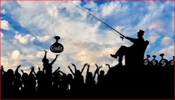 P2P全面接入央行征信系统 老百姓质疑在保护高利贷