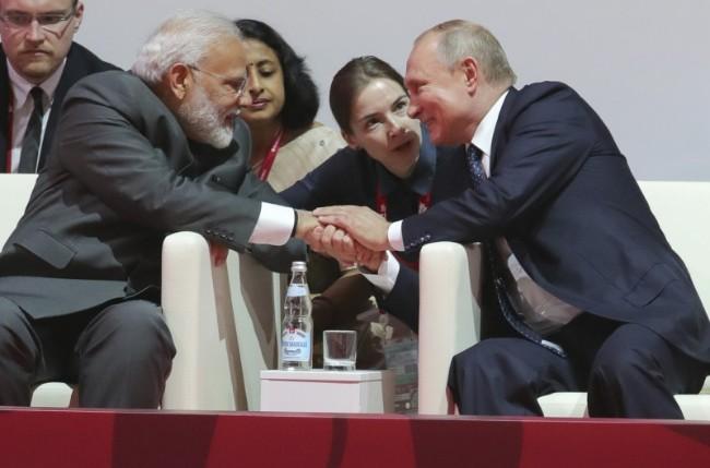 抢中国生意 印度提供314亿贷款助俄罗斯开发远东