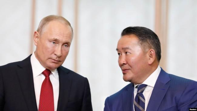 老大哥不厚道!加强与蒙古关系消解中国影响