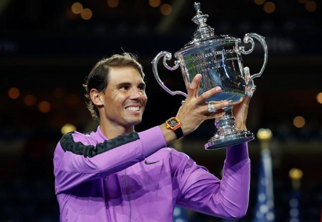生涯第19冠 苦战5小时 纳达尔美网封王