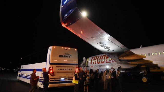 特鲁多出师不利 乘坐的大选专机出了事故