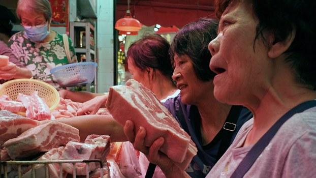 高新:中国缺猪少肉都是习近平联俄抗美惹的祸