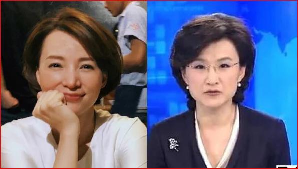 央视两名美女主播的尴尬和潜因