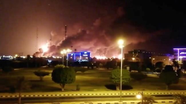 攻击世界最大炼油厂主谋?蓬佩奥:伊朗