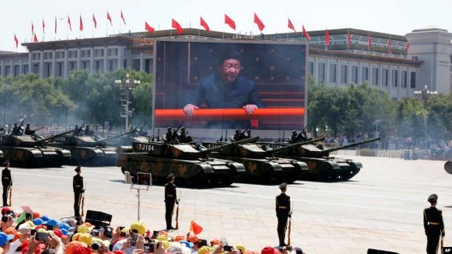 风声鹤唳:为阅兵北京市中心禁飞风筝鸽子