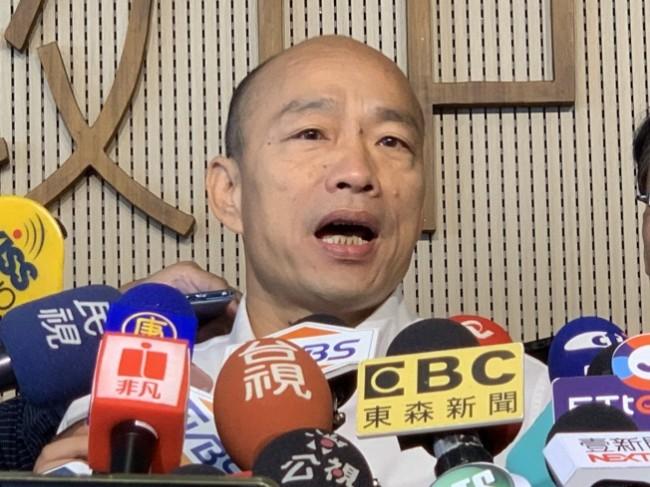 郭台铭弃选 韩竞办:始终相信郭与韩有相同目标