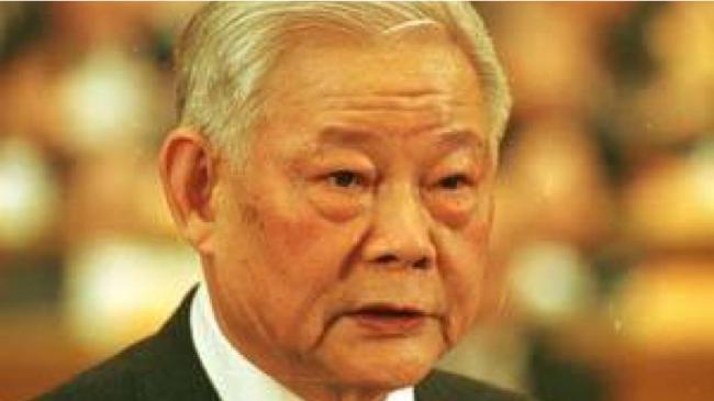 """叶选平逝世 中国""""太子党""""少一员大将"""