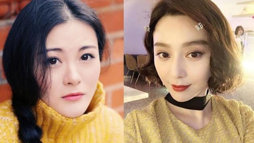 范冰冰传遭禁出国 好莱坞拍片 疑似替身演员曝光