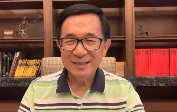 蔡英文3年断7国 陈水扁补刀:我8年丢6国比她好