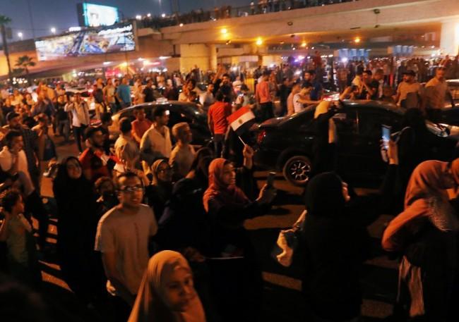 埃及反塞西示威抗议 野火是否燎原引关注