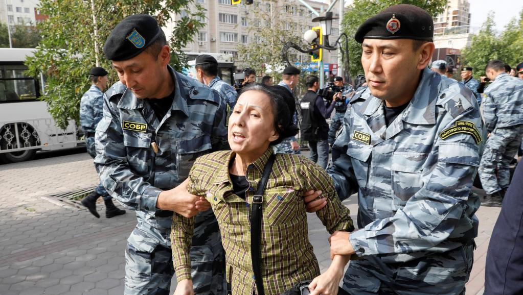 反中国示威 就爆发在一带一路上这个国家