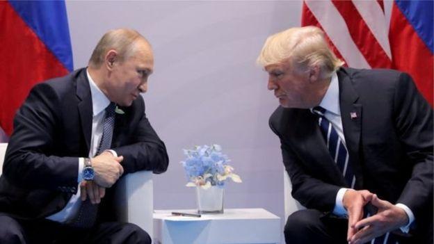 川普要拉俄国进G8  为什么?