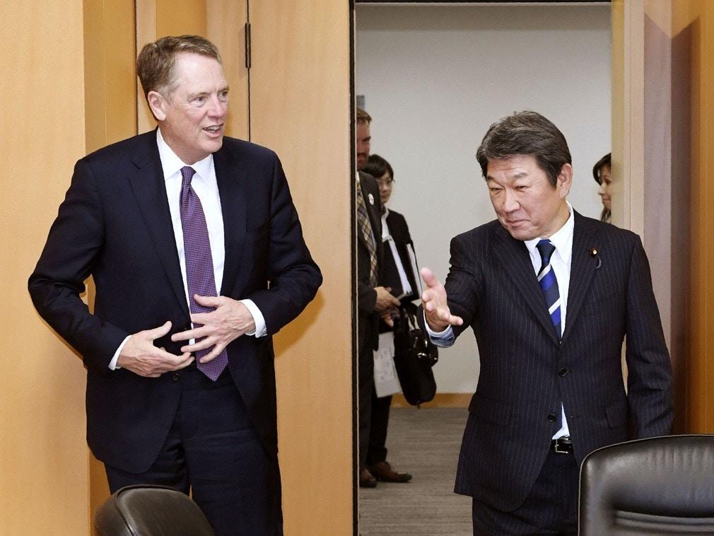 日本有动作 向美国让步与中国修睦
