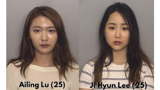 两年轻亚裔女性美国电信诈骗落网!假冒国税人员获利近百万美元