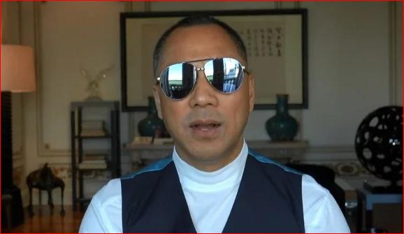 郭文贵爆料:北京梦想年底前拿下港台