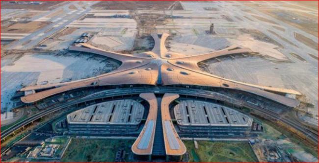 北京大兴国际机场25日正式投运