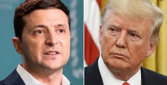 特朗普与泽连斯基通话记录双语版本来了,哪个总统麻烦会更大?