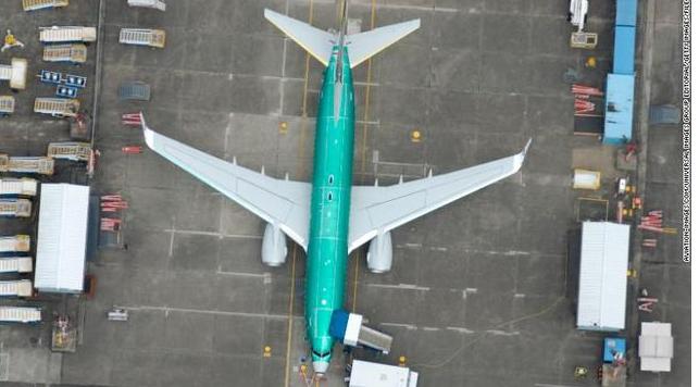 恐怖:部分波音737 NG发现裂痕,包括机翼