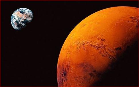 用不了两年 火星将发现生命