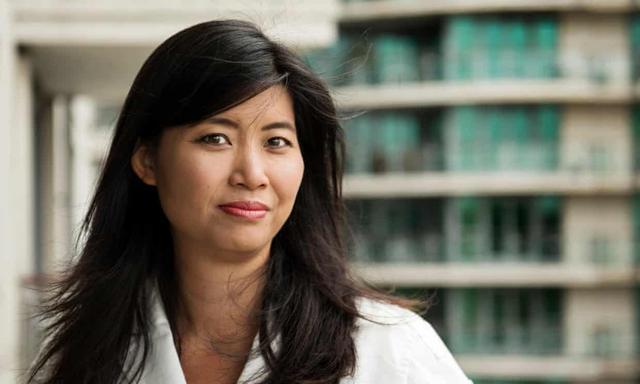 谁是加害者:美籍华裔女作家讲述性侵遭遇