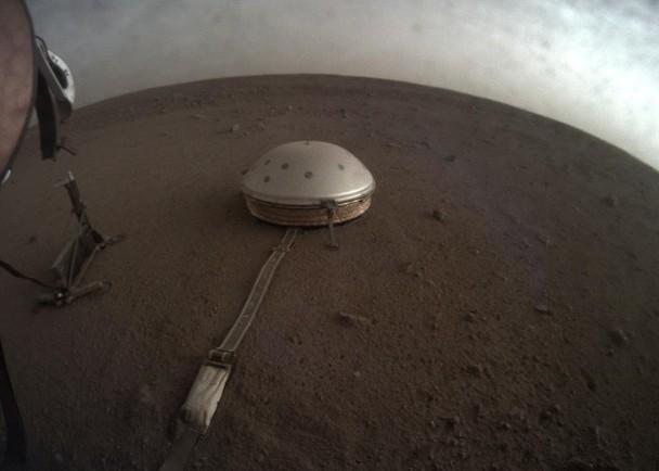 洞察号首次录火星地震 NASA公布录音