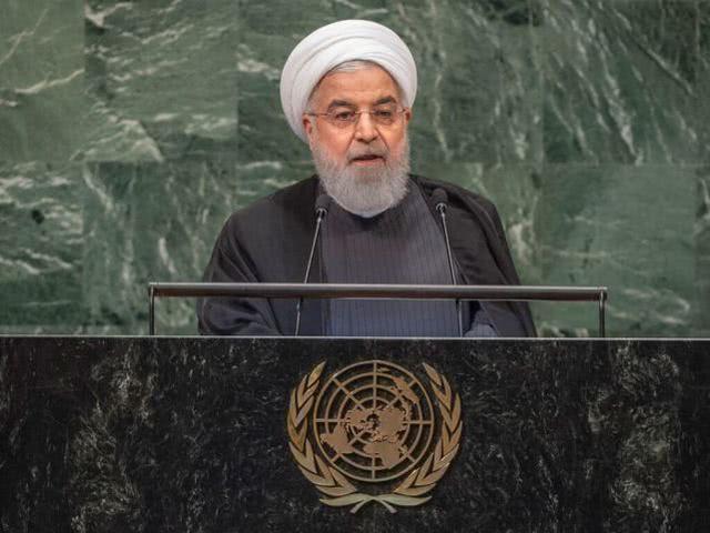 伊朗出动17000艘舰艇 称打就打全面战争