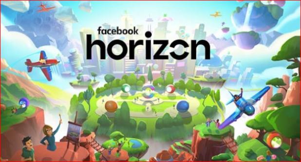 抢攻VR社交 脸书明年推Horizon