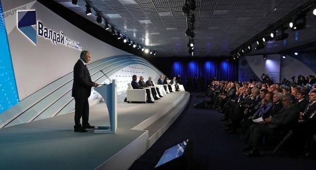 普京:没有亚洲国家的参与就无法解决全球性问题