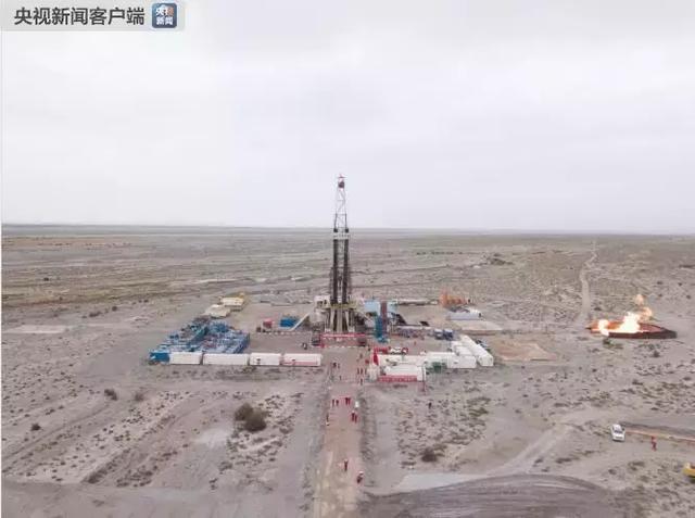 横空出世 塔里木油田发现千亿方级大气田