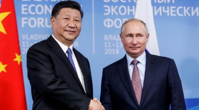 中俄联手抗美意味强 可俄是中国真兄弟吗?
