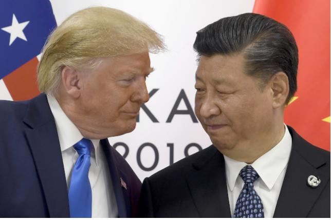 川普要北京查拜登 中国外长王毅说话了