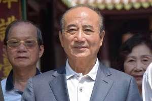 王金平表态了 若未选总统,也不会选立委